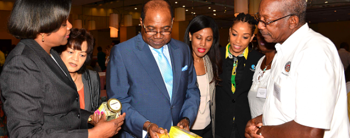 Country House Products showcased at the Tourism Linkages Speed Networking