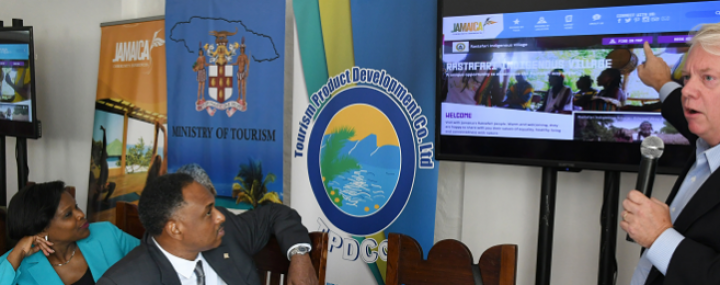 National Community Tourism Portal to promote licensed community-based tourism enterprises across Jamaica.